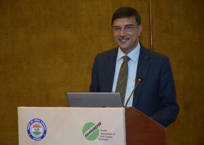 Special address by Sh. Rajiv Yadav, Secretary (Sports) & CEO, NDTL