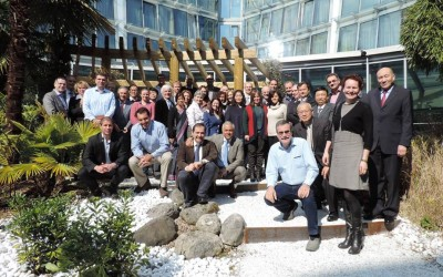 WADA Lab Directors meeting at Lausanne, Switzerland on March 14, 2016