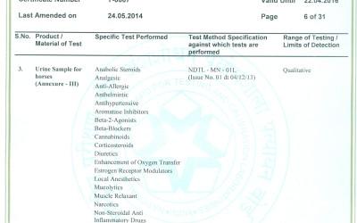 Chemical Testing Image 6